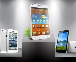 کمپانی هوآوی قصد دارد با عبور از اپل و سامسونگ، به بزرگترین تولیدکننده ی موبایل تبدیل شود.