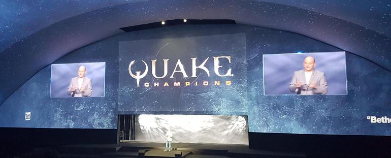 بازگشت Quake ؛ بازگشت بازی شوتر کلاسیک با تمرکز بر ای-اسپورت