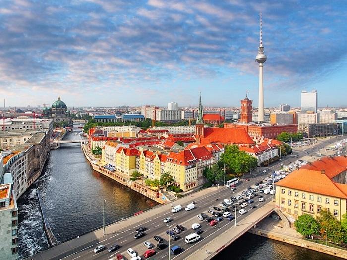 13. برلین؛ آلمان