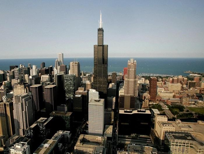 12. شیکاگو؛ ایلینوی؛ آمریکا