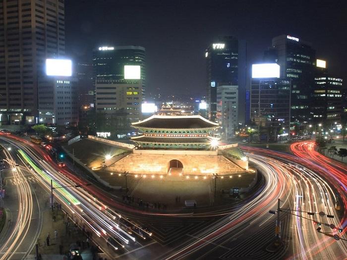 4. سئول؛ کره ی جنوبی