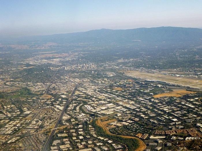 1. سان فرانسیسکو، کالیفرنیا؛ آمریکا