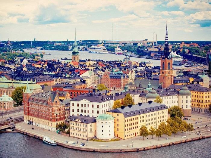 19. استکهلم؛ سوئد