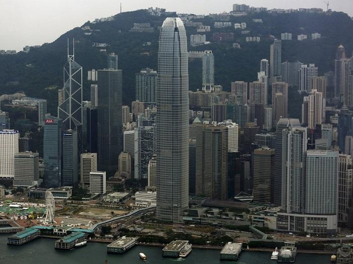 17. هنگ کنگ؛ چین