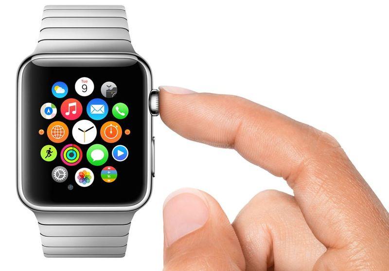 آیفون و آیپد های آینده ی اپل به دکمه ی دیجیتال کراون اپل واچ مجهز خواهند شد