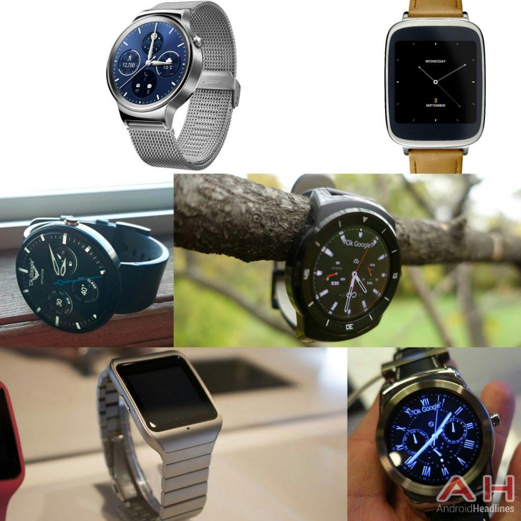 کاهش تولید ساعت های هوشمند