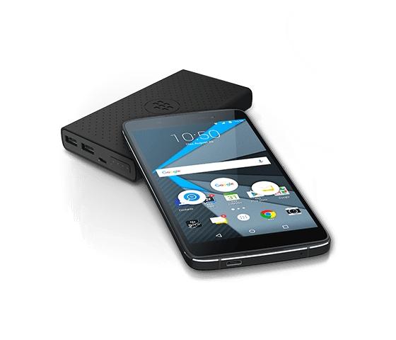 خلاصه ای از خصوصیات گوشی بلک بری DTEK50