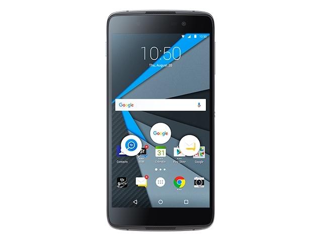 دومین گوشی اندرویدی بلک بری با نام DTEK50 به صورت رسمی معرفی شد