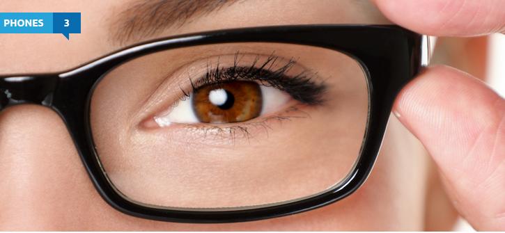 محدودیت های اسکنر چشم گلکسی نوت 7