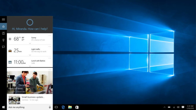 ویندوز ۱۰ روی نزدیک به نیمی از سیستم های ویندوزی در حال اجراست