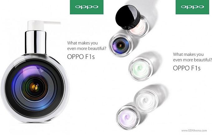 گوشی اوپو F1s از دوربین سلفی فوق العاده ای برخوردار خواهد بود