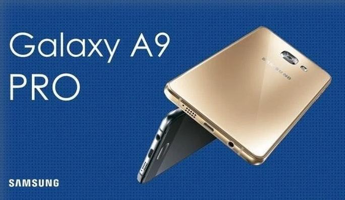 گوشی گلکسی A9 پرو در بازار های بین المللی نیز عرضه می شود