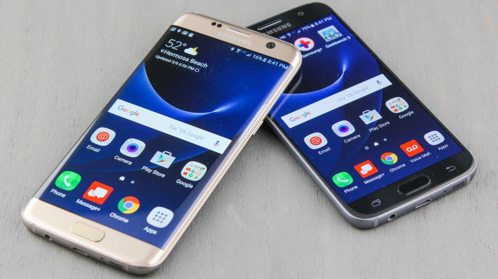 انتشار آپدیت امنیتی گلکسی S7 و S7 اج توسط اپراتور تی-موبایل