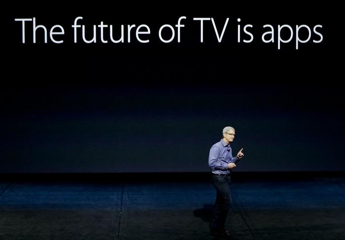 ساخت و تولید تلوزیون جدید اپل در چه مرحله ای است؟