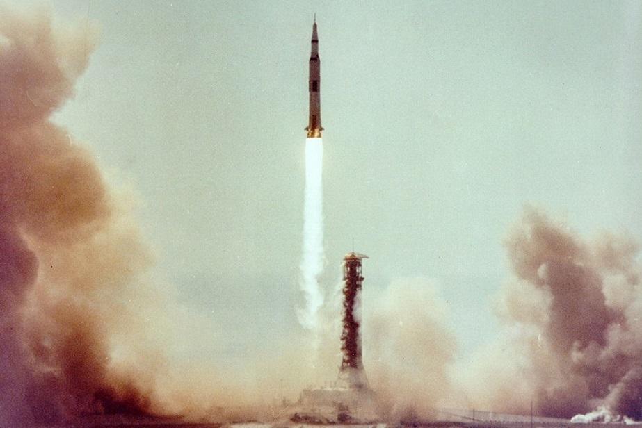 کدهای کامپیوتر راهنمای آپولو 11 در گیت هاب قرار گرفت