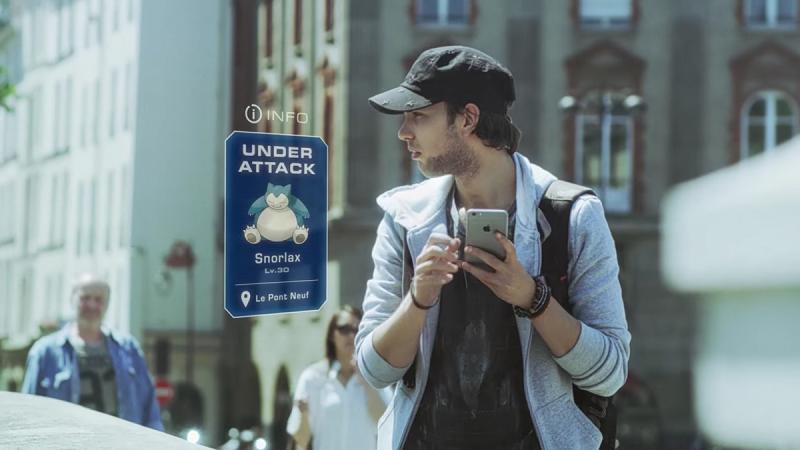 دوستانتان را در بازی واقعیت افزوده ی Pokemon Go به مبارزه دعوت کنید!