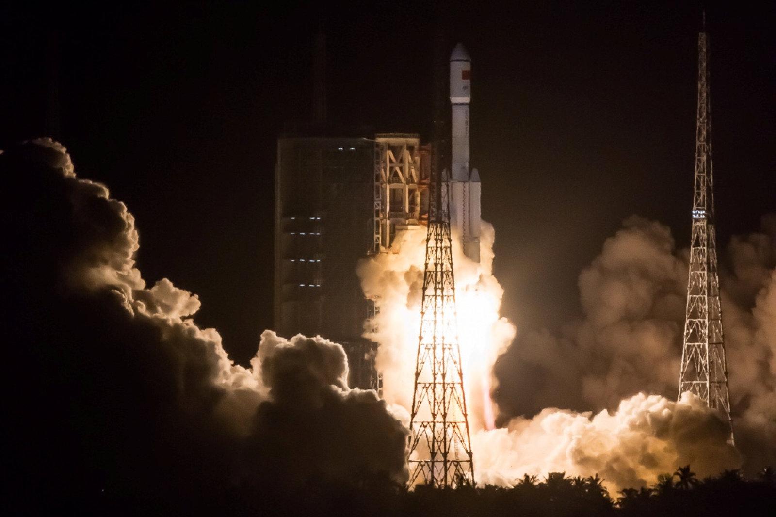 موفقیت چین در سوخت رسانی به یک ماهواره در مدار
