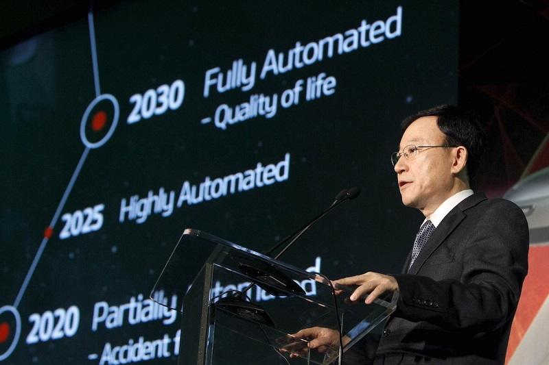 هیوندا نیز قصد دارد تا سال 2020، ماشین های خود را به قابلیت های خودران مجهز کند. ماشین تماما خودران این کمپانی تا سال 2030 آماده خواهد شد.