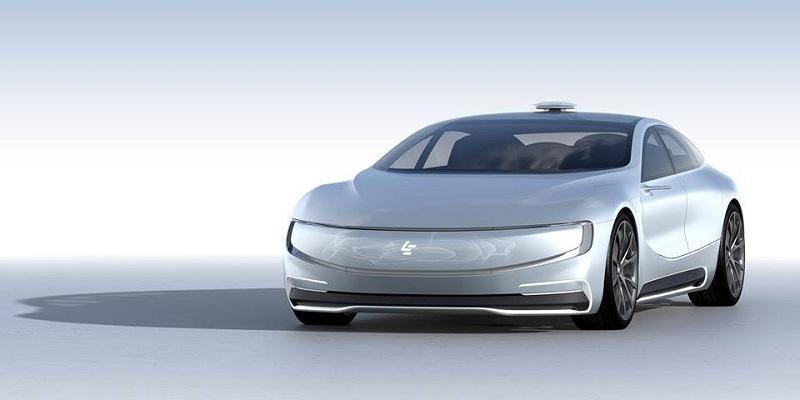 کمپانی تکنولوژی چینی LeEco نیز روی ماشین الکتریکی و خودران فعالیت می کند.