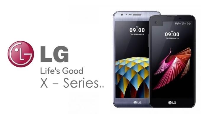 ویدیو های تبلیغاتی گوشی های LG X mach و LG X max