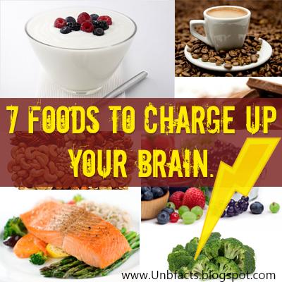 7 ماده غذایی برای تقویت قدرت مغز