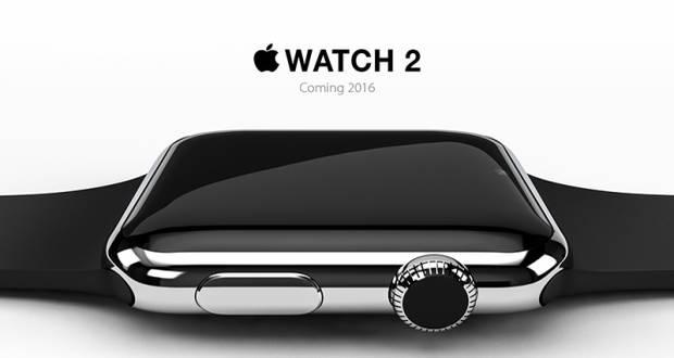 طراحی اپل واچ 2 باریک تر خواهد بود