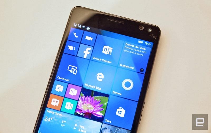 ویندوز موبایل HP الیت ایکس 3 ماه آینده راه اندازی می شود