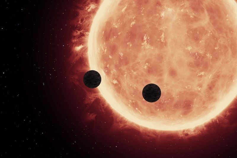 کشف دو سیاره ی قابل سکونت توسط تلسکوپ هابل