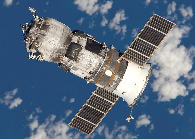 فضاپیمای باری روسی با نام پروگرس (Progress)