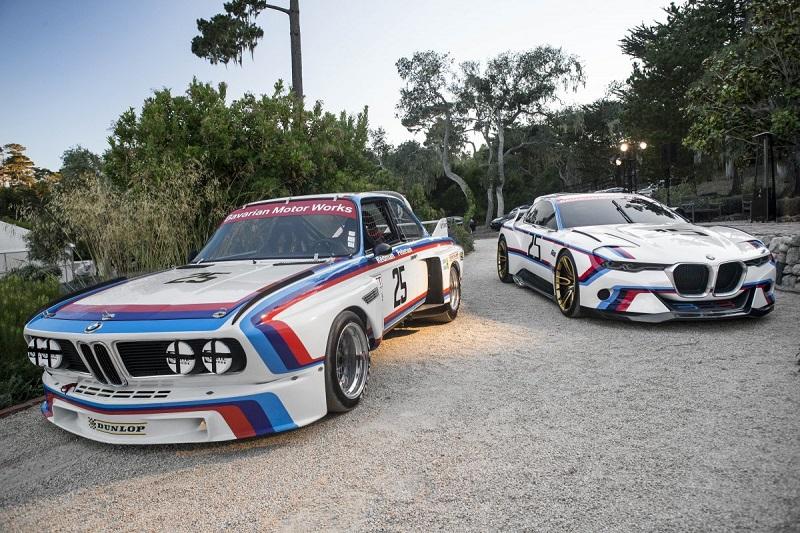 نسخه ی اصلی ماشین مسابقه ای 3.0 CSL از دهه ی 70 توانست در مسابقه های بزرگ جهانی همچون لی مانز (Le Mans)، نوربرگرین و دیتونا پیروز شود.