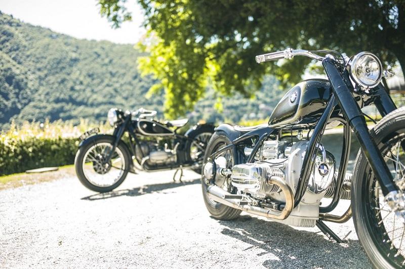 نسخه ی اصلی R 5، یک موتورسیکلت مسابقه ای سبک وزن از سال 1935 بود که قدرت آن توسط موتور 500cc تامین می شد. نهایت سرعت این وسیله، 84 مایل بر ساعت (135 کیلومتر بر ساعت) بوده است.