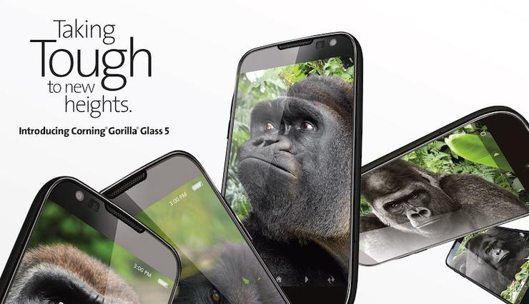 گوشی اوپو فایند 9 با محافظ گوریلا گلس 5 معرفی خواهد شد