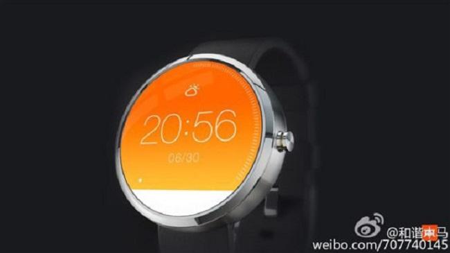 ساعت هوشمند هوامی احتمالا از سیستم عامل اندروید ویر قدرت میگیرد