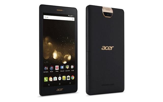 تبلت Acer Iconia Talk S معرفی شد؛ نمایشگر 7 اینچی و پشتیبانی از شبکه 4G