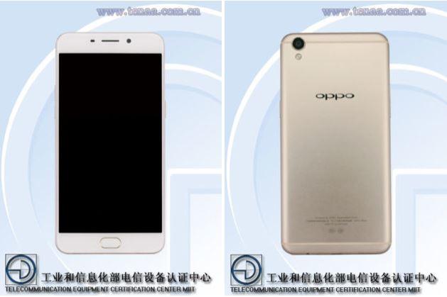 گوشی اوپو R9s تاییدیه ی TENAA را دریافت کرد