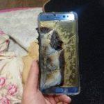 انفجار گلکسی نوت 7 در هنگام شارژ کردن این گوشی در فضای آنلاین به سرعت دست به دست شد.