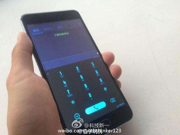 آیکون های در نظر گرفته شده برای گوشی Meizu M3E Star Trek Edition نیز سفارشی طراحی شده است.