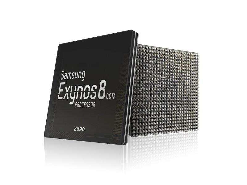 سامسونگ گلکسی Note 7 به پردازنده ی Exynos  مجهز می شود