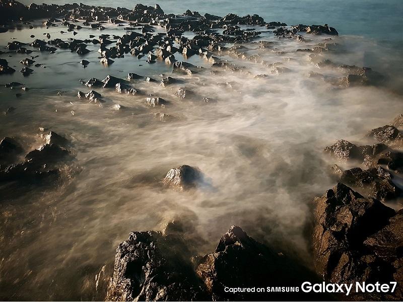 تماشا کنید؛ نمونه عکس هایی که با دوربین گوشی گلکسی نوت 7 به ثبت رسیده است