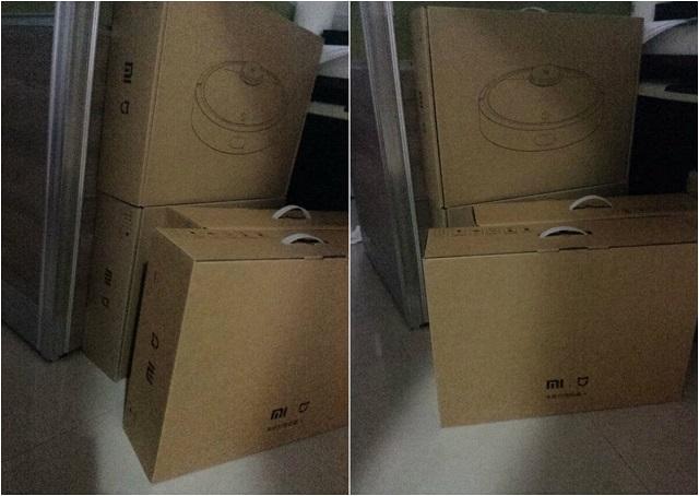 تصاویری از جاروبرقی شیائومی می ربات در فضای آنلاین منتشر شد