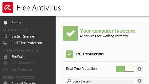 آنتی ویروس آویرا یک محافظت لحظه به لحظه در مقابل تهدیدهایی مثل باج افزار به شما ارمغان می دهد. زیرا همان طور که میدانید این باج افزارها فایل های شما را کدگذاری کردهو آن هارا به شما پس نمی دهند مگر اینکه به آنها هزینه های هنگفت و باج های گزافی بدهید.