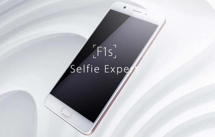 گوشی اوپو F1s با دوربین سلفی 16 مگاپیکسلی رسما رونمایی شد