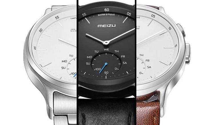 میزو میکس ؛ اولین ساعت هوشمند کمپانی میزو و مجهز به صفحه ی آنالوگ