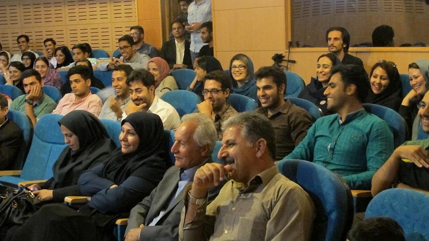 شرکت کنندگان حاضر در چهارمین رویداد کارآفرینی همسو
