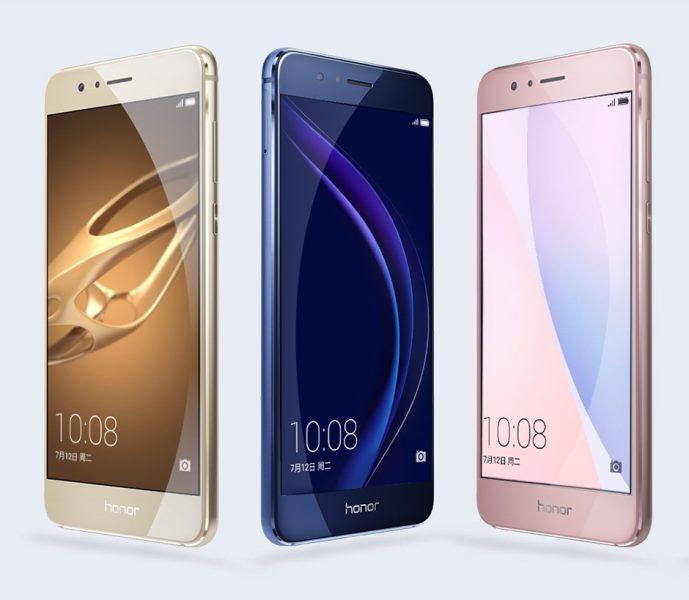 گوشی هواوی آنر 8 اوایل ماه آینده میلادی در مالزی عرضه خواهد شد