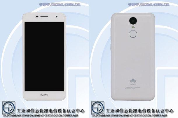 خصوصیات گوشی جدید هواوی با نمایشگر 5 اینچی آمولد در TENAA فاش شد