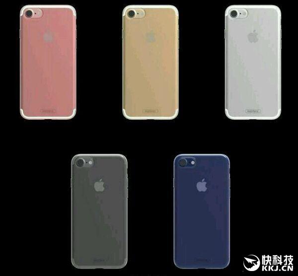 انتشار تصویر دیگری در فضای اینترنت که آیفون 7 را در گزینه های رنگی نقره ای، آبی، رز گلد، طلایی و خاکستری نشان می دهد، به نوعی پنج گزینه ی رنگی را تایید می کند.