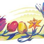 اولین بار در سال 2000 شرکت گوگل از لوگوی متغیر یا Google Doodle استفاده کرد که در عین سادگی و حفظ اصالت لوگوی چند رنگ خود باعث عدم تکراری و یکنواخت شدن صفحه جستجوی خود می شد.