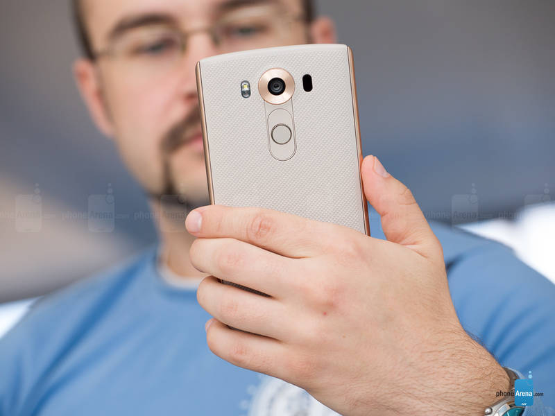 خصوصیات گوشی ال جی وی 20 برای اولین بار منتشر شد