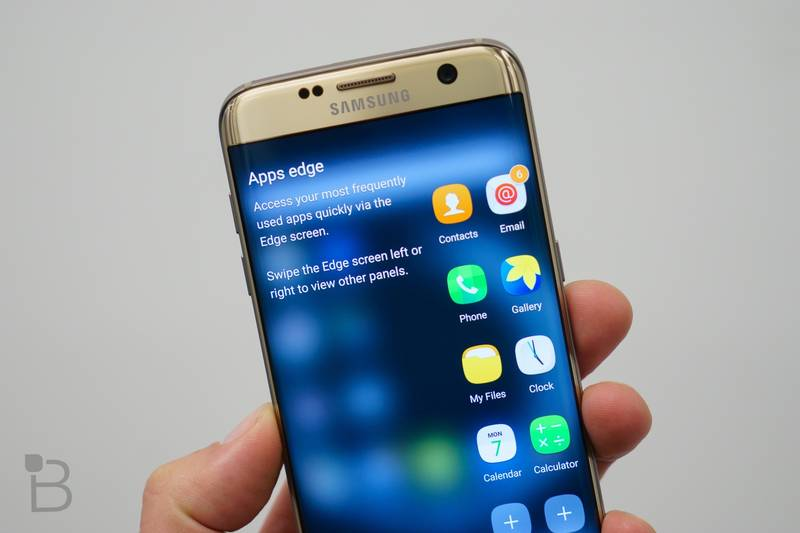 سامسونگ تولید نمایشگرهای تخت برای گوشی های سری اس را متوقف خواهد کرد